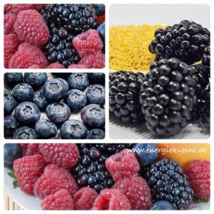 Aromatische Sommerfrüchte