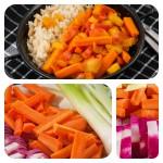 Karotten-Rettich-Gemuese