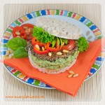 Veggie Black-Bean-Burger