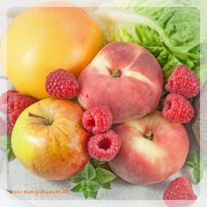 Frische Sommer-Früchte