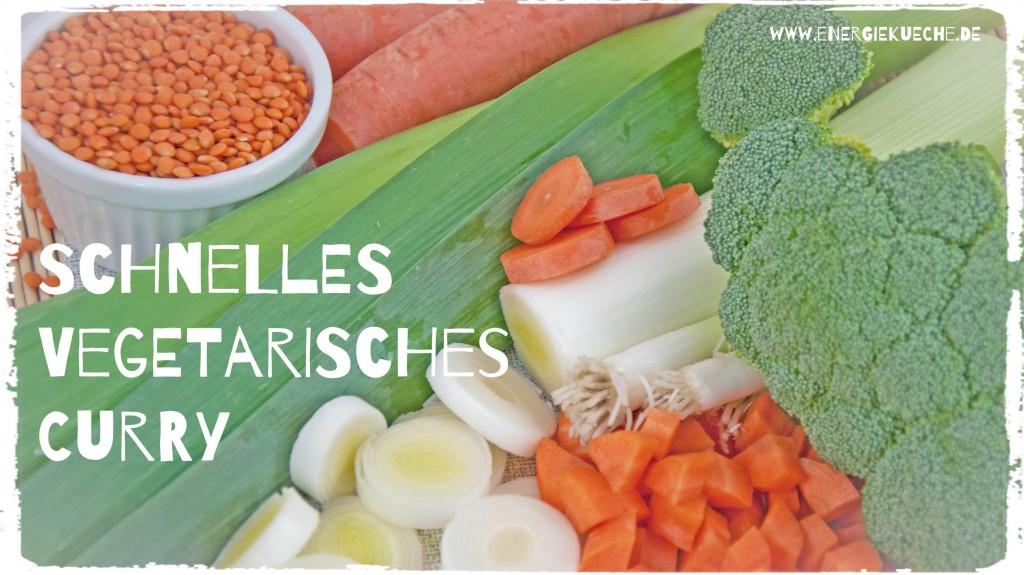 Knackiges Gemüse und nahrhafte Linsen abgerundet mit aromatischen Gewürzen