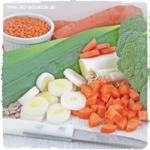 Gemüse-Curry schnell gemacht!