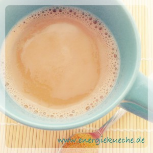 Aromatischer Gewürz-Kaffee mit Kakao
