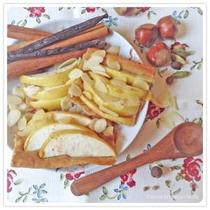 Apfel-Mandel-Kuchen vom Blech
