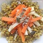Buchweizen & Gemüse der Saison